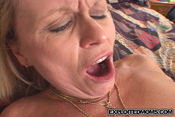 Mature milf sex exploited moms