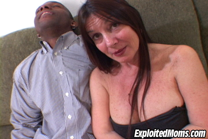 Mature milf sex exploited moms her